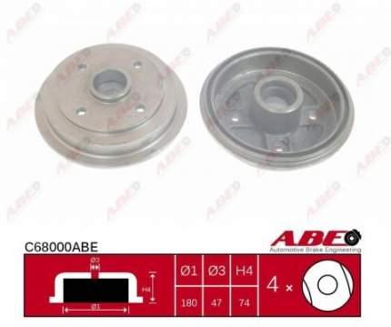 Тормозной барабан ABE C68000ABE