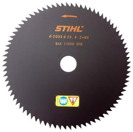 STIHL Диск с остроугол, зуб, FS-80-130 200мм