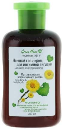 Гель для интимной гигиены Green Mama Мать-и-мачеха и масло чайного дерева 300 мл