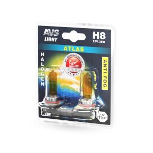 Галогеновые автомобильные лампы AVS A78623S