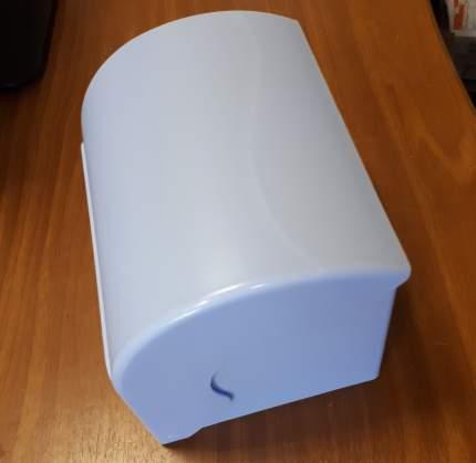Держатель бум.голубая с полочкой М6582