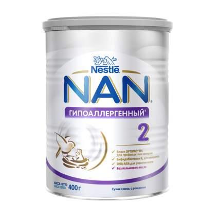 Молочная смесь гипоаллергенная NAN 2 Optipro HA с 6 месяцев 400 г