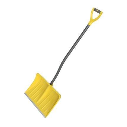 Лопата для уборки снега Cicle Жук Викинг 11117 с черенком