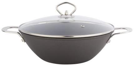 Сковорода-вок 28 см с крышкой BERKRAFT Asia