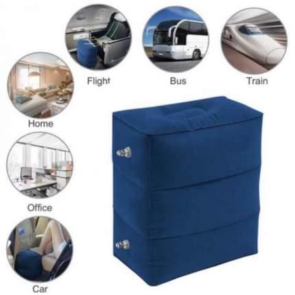 Надувная подушка Трехслойная надувная подушка под ноги усиленная резина 4-07