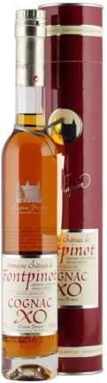 Chateau de Fontpinot  XO Grande Champagne, Premier Grand Cru Du Cognac (in box)