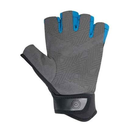 Гидроперчатки NeilPryde 2020 Half Finger Amara Glove, C1 black/blue, M