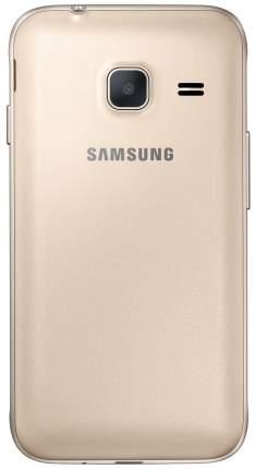 Смартфон Samsung Galaxy J mini 8Gb Gold (SM-J105H)