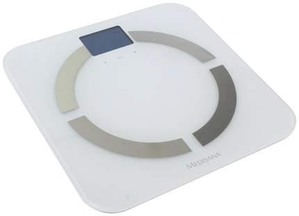 Весы напольные Medisana Connect BS 430 Белый, серебристый