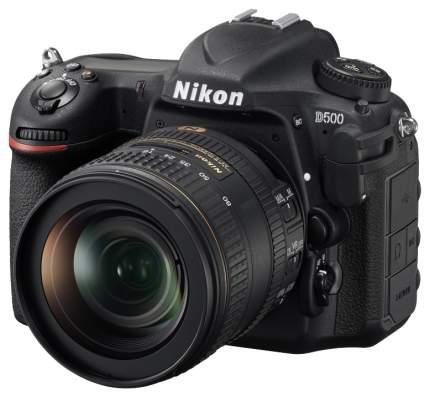 Фотоаппарат зеркальный Nikon D500 + 16-80 DX f/2.8-4E ED VR Black