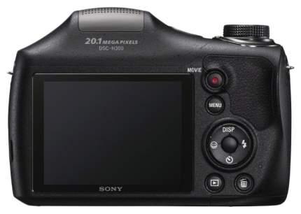 Фотоаппарат цифровой компактный Sony CyberShot H300 Black