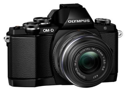 Фотоаппарат системный Olympus OM-D E-M10 Kit Black