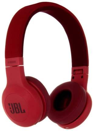 Беспроводные наушники JBL E45BT Red