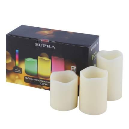 Электронная свеча LED Supra LCR-01 set