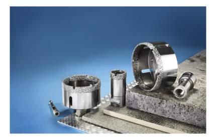 Алмазная коронка для угловых шлифмашин Зубр 29865-83