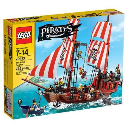 Конструктор LEGO Pirates Кирпичный клад (70413)