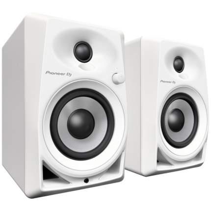 Активные колонки Pioneer DM-40-W Piano White