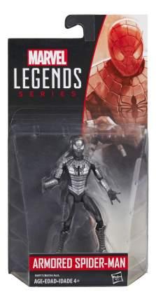 Коллекционная фигурка мстителей Armored Spider-Man 9,5 см b6356 b6911