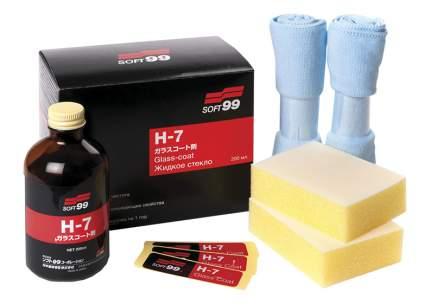 Покрытие жидкое стекло Soft99 H-7 10084 0,2 л