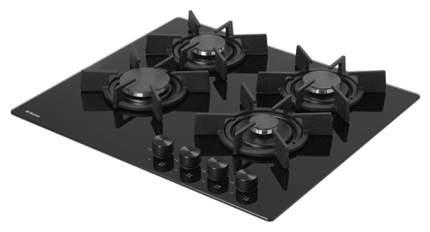 Встраиваемая варочная панель газовая Hansa BHKS 61038 Black