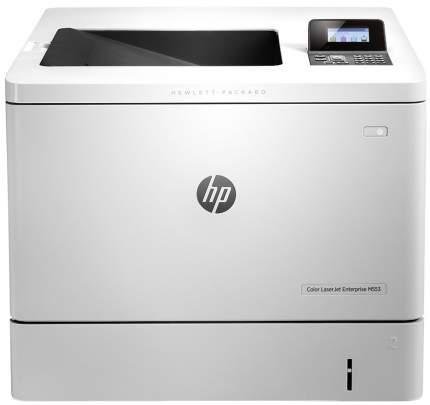 Лазерный принтер HP M553dn