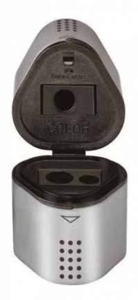Точилка Faber-Castell Trio Grip 2001 пластик серый 183800