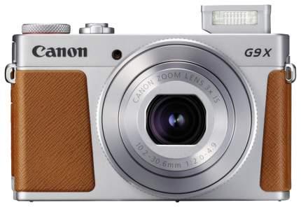 Фотоаппарат цифровой компактный Canon Canon PowerShot G9 X Silver