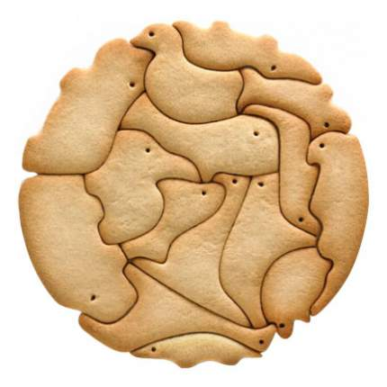 """Набор """"Пазл Животные"""" для печенья"""