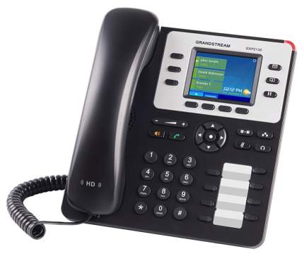 Телефон IP Grandstream GXP2130 черный