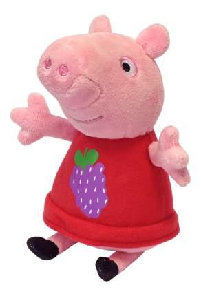 Мягкая игрушка Peppa Pig Пеппа с виноградом