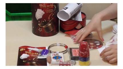 Игровой набор Danko Toys 75 фокусов