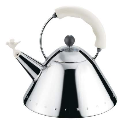 Чайник для плиты Alessi 9093 W 2.5 л