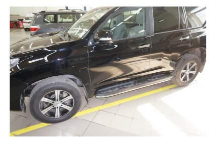 Защита порогов Can Otomotiv для Toyota TOC5.43.3385