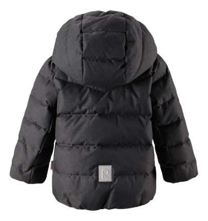 Куртка Reima пуховая для мальчика Latva графитовая р.86