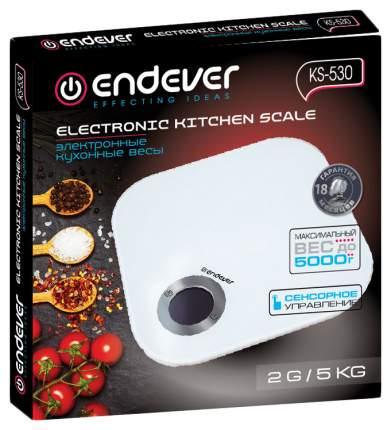 Весы кухонные Endever Skyline KS-530