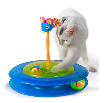 Игровая площадка для кошек Petstages, Плюш, Пластик, Текстиль, 17см