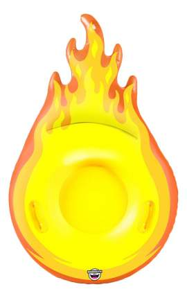 Тюбинг детский BigMouth Flaming Fireball 100 см