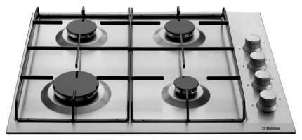 Встраиваемая варочная панель газовая Hansa BHGI 62017 Silver