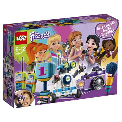 Конструктор LEGO Friends Шкатулка дружбы 41346 LEGO