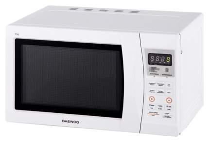 Микроволновая печь соло Daewoo KOR-81AB white