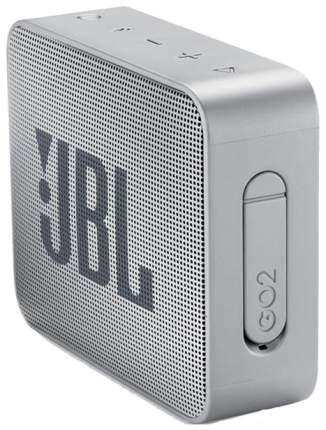Беспроводная акустика JBL Go 2 Grey JBLGO2GRY