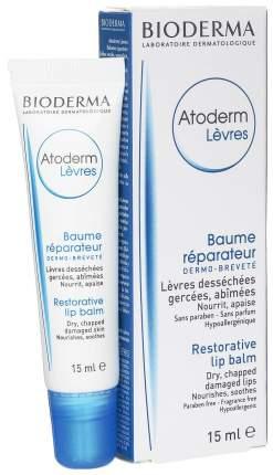 Бальзам для губ Bioderma Atoderm 15 мл