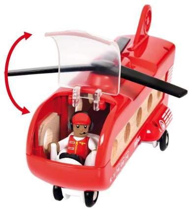 Грузовой вертолёт Brio с вагонами 33886