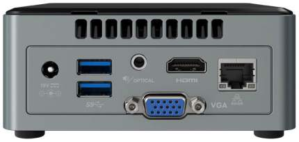 Системный блок мини Intel NUC6CAYSAJ