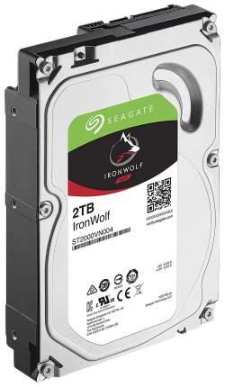 Внутренний жесткий диск Seagate IronWolf 2TB (ST2000VN004)