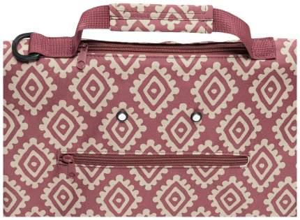 Дорожная сумка Reisenthel Trolley Diamonds Rouge 43 x 21 x 53
