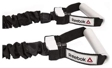 Эспандер трубчатый Reebok RSTB-16074 черно-белый