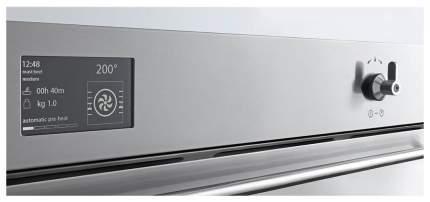 Встраиваемый электрический духовой шкаф Smeg SFP9395X1 Silver