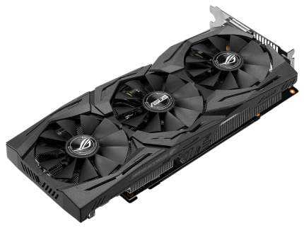 Видеокарта ASUS ROG Strix GeForce GTX 1060 (ROG-STRIX-GTX1060-A6G-GAMING)