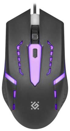 Проводная мышка Defender Flash MB-600L Black (52600)